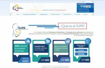 consulta SUPA