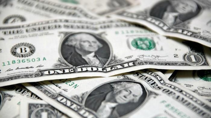 dólares billetes